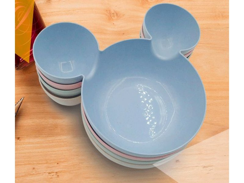 Mickey Mouse Diner Plate & Cutlery