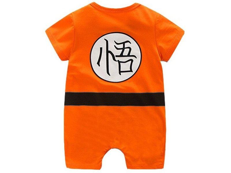 Romper Dragon Ball Goku