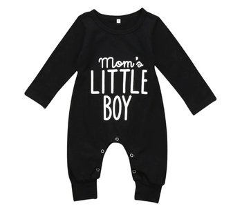 Romper Moms Little Boy