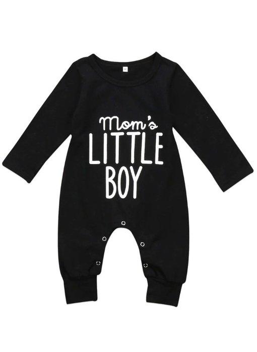 Romper Moms Little Boy