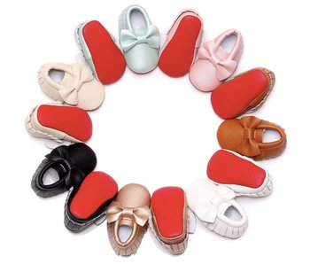 Mocassin Baby Shoes Kai