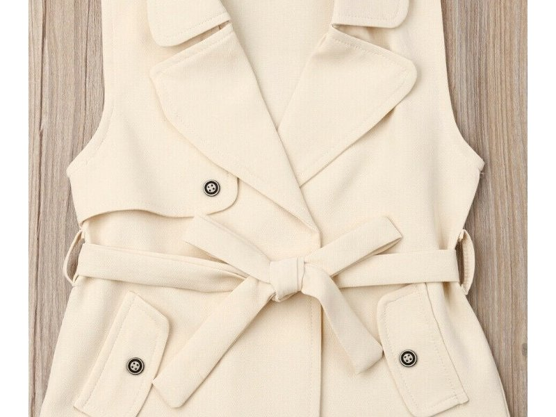Trendcoat Sleeveless Maniza