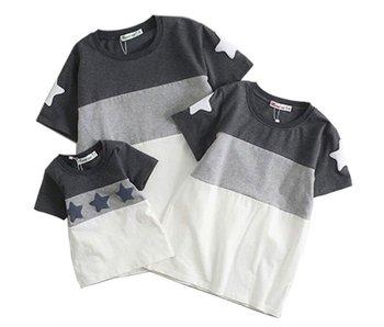 T-shirt Set Sterren