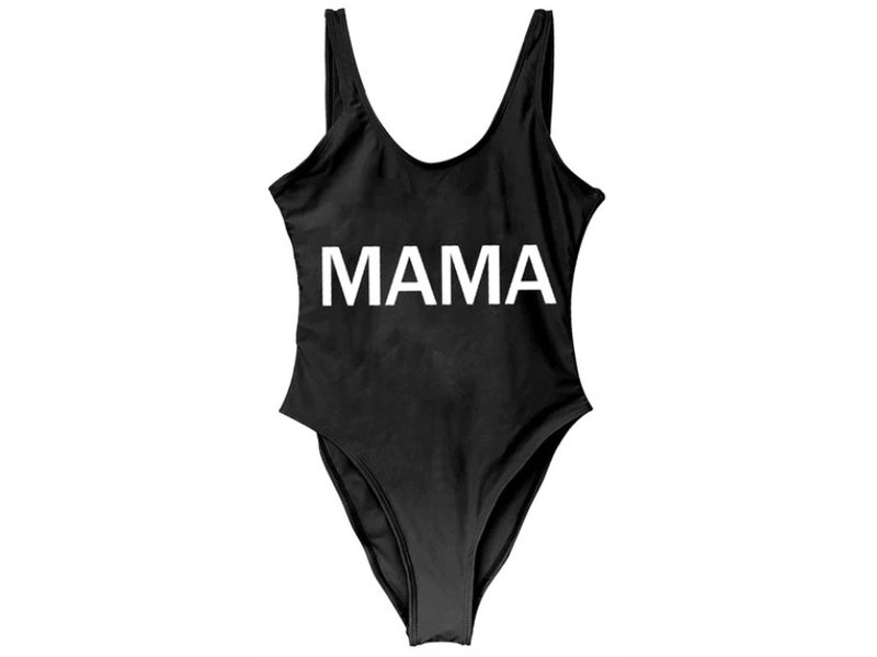 Swimsuit I Got It From My Mama