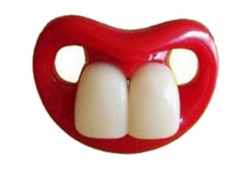 Teether Front Teeth