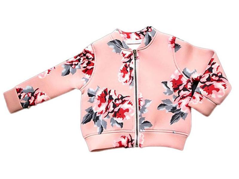 Jacket Floral