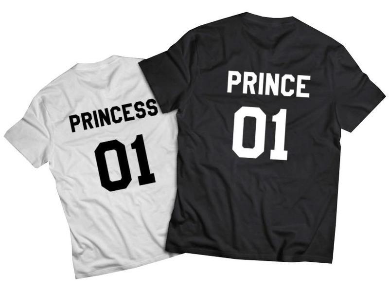 T-shirt Prince/Princess