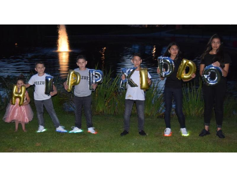 Aluminum Balloon Letter A - Z Goud