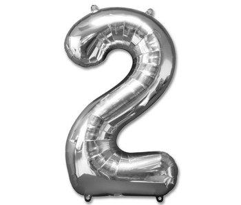 Aluminum Balloon Number 2