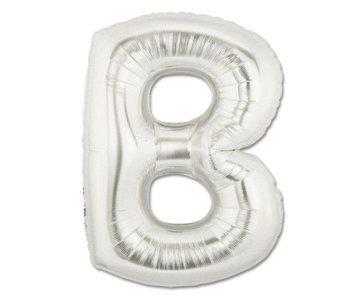 Aluminum Balloon Letter B