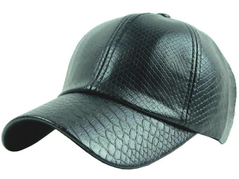 Cap Snake Leather