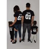 T-shirt King/Queen