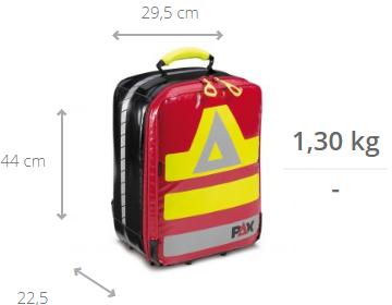 PAX Rapid Response Team Backpack S rugtas