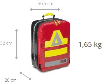 PAX Rapid Response Team backpack L rugtas