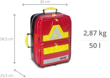 PAX Berlin rugtas backpack
