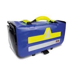 Fietstas voor zuurstoffles op bagagedrager