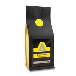 Rescue Blend Espresso koffiebonen, zak 250 gram