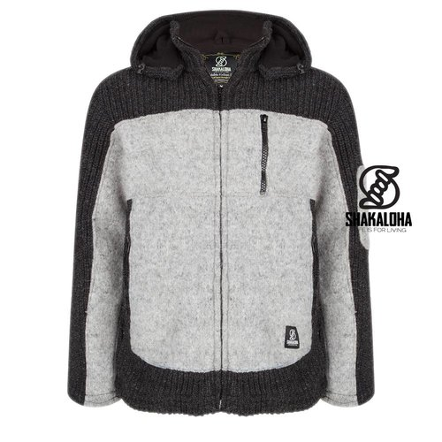 Shakaloha Dub Grey Anthracite