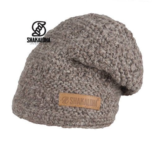 Shakaloha Beanie Boa Light Brown