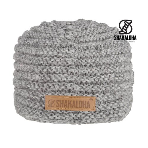 Shakaloha Beanie Billy Grey