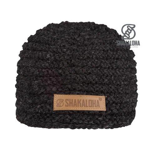 Shakaloha Beanie Billy Anthracite Charcoal