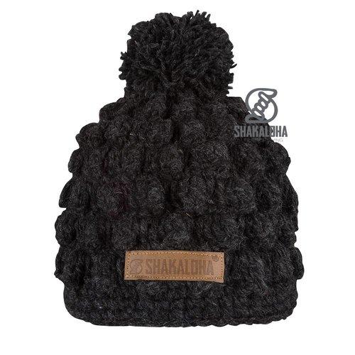 Shakaloha Hat Boob Anthracite