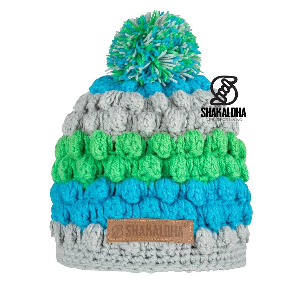 Shakaloha Boob Hat Blau