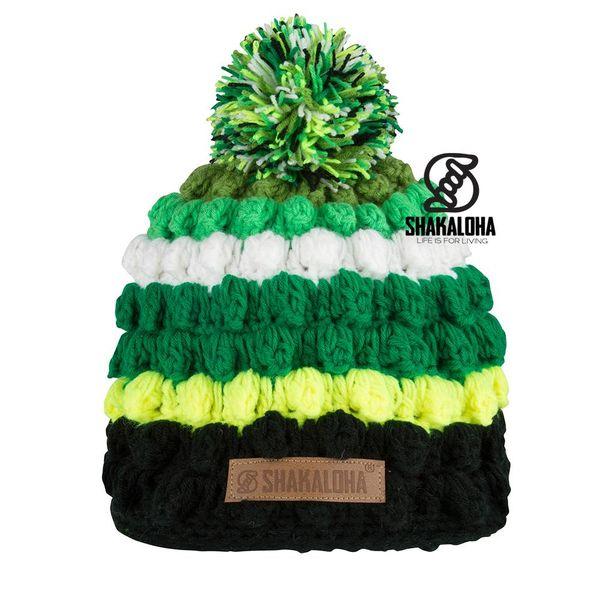 Shakaloha Beanie Boob Green