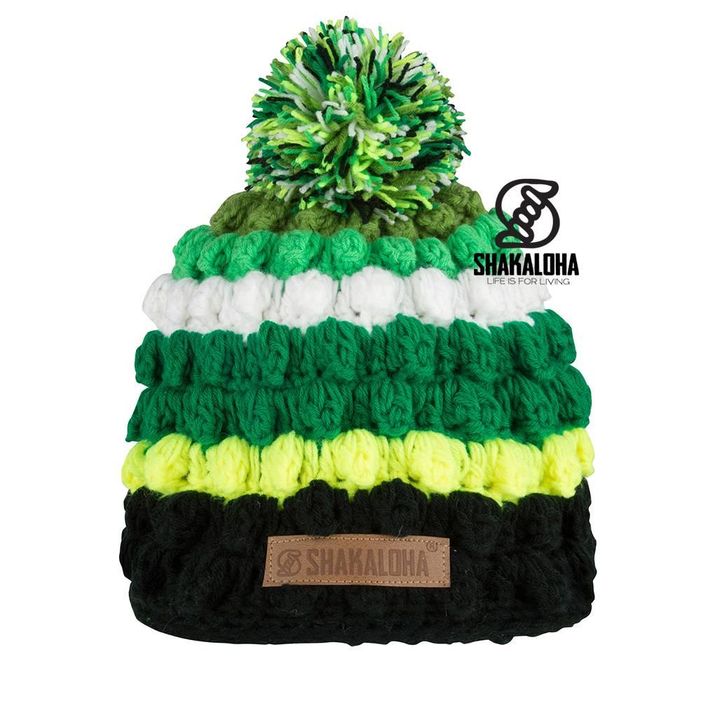 Shakaloha Beanie Boob Groen