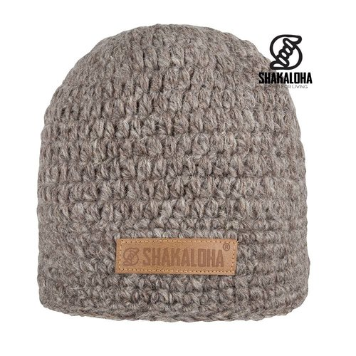 Shakaloha Beanie Bruce Light Brown