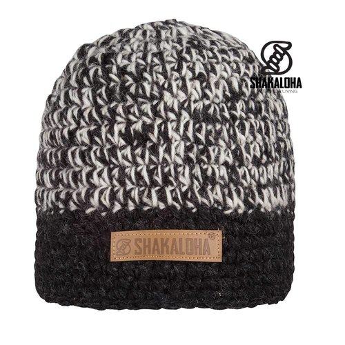 Shakaloha Beanie Bruce Natural Colors
