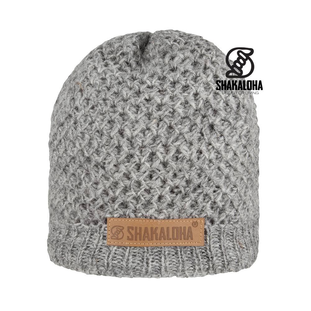 Shakaloha Hat Boyo Grey