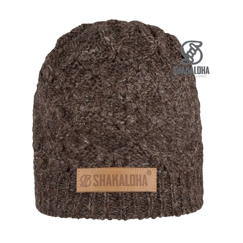 Shakaloha Beanie Bear Dark brown