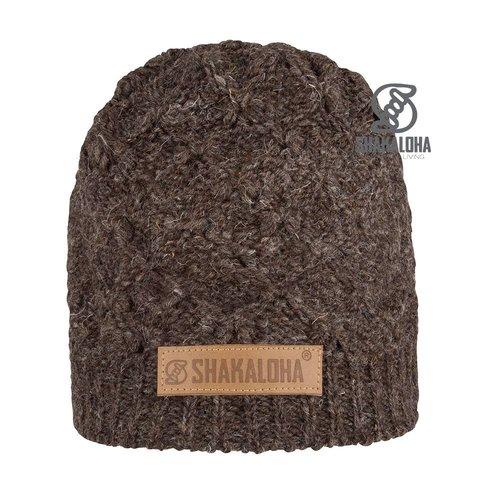 Shakaloha Beanie Bear Dunkel