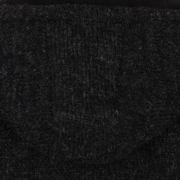 Shakaloha Shakaloha Veste en Laine Tricoté Cody Anthracite avec Doublure en polaire et Capuche détachable - Femmes - Fabriqué à la main au Népal en laine de mouton