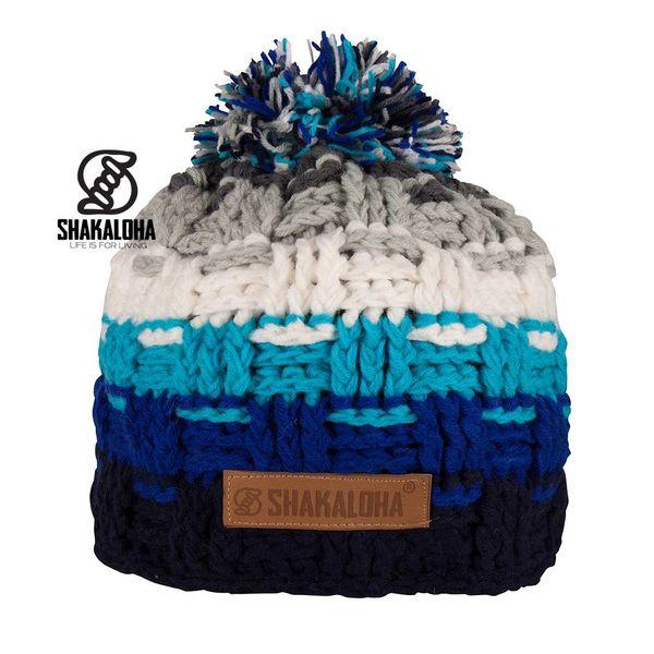 Shakaloha Cap Bulky Blue
