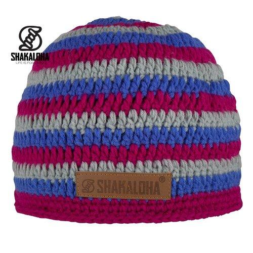 Shakaloha Hat Biker Pink