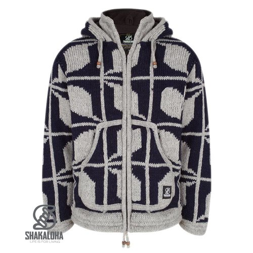 Shakaloha Biscuit Navy Gray