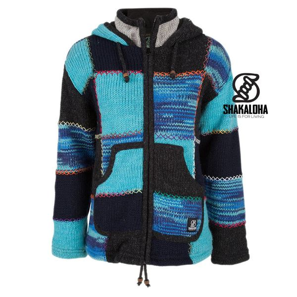Shakaloha W Patch ZH MultiBlue