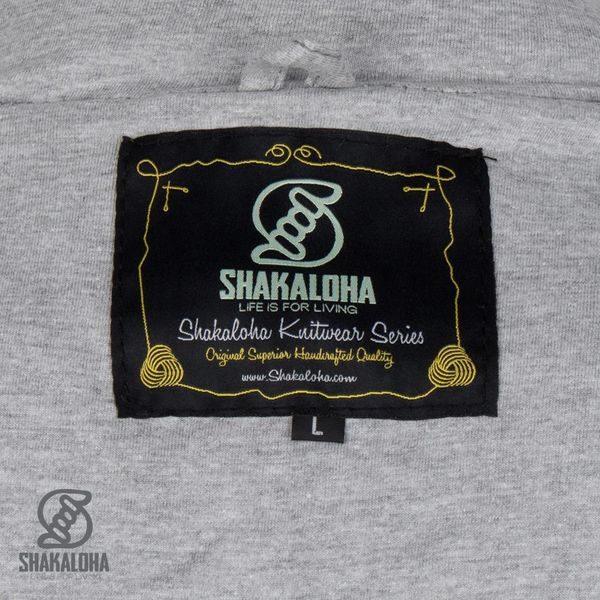 Shakaloha Cruiser Ziphood LBrown