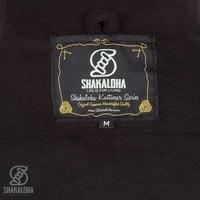 Shakaloha Shakaloha Knitted Woolen Jacket Fame Beige Light Brown with Fleece Lining and Detachable Hood - Woman - Handmade in Nepal from sheep's wool