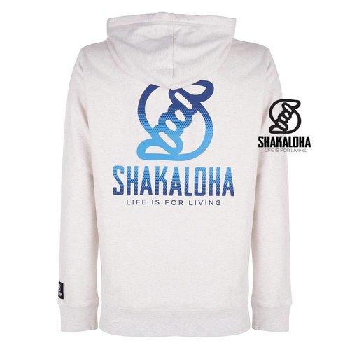 Shakaloha M Ziphood Grad654 HeatherGrey