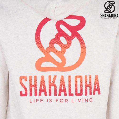 Shakaloha M Ziphood Grad193 HeatherGrey