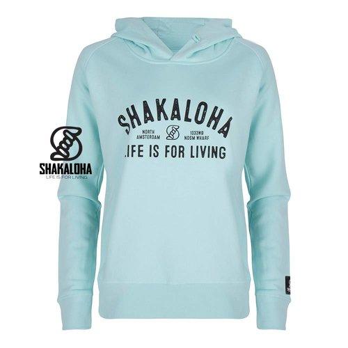 Shakaloha W Hood ArcBLK Cyan