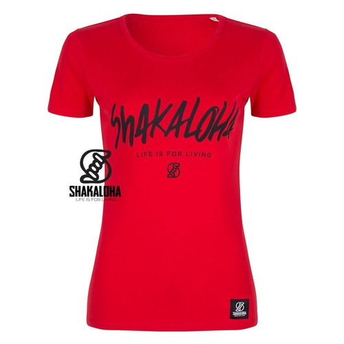 Shakaloha W Call ShoutBlk Red
