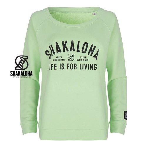 Shakaloha W Escaper ArcBlk  Lime