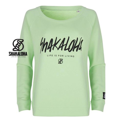Shakaloha W Escaper ShoutBlk Lime
