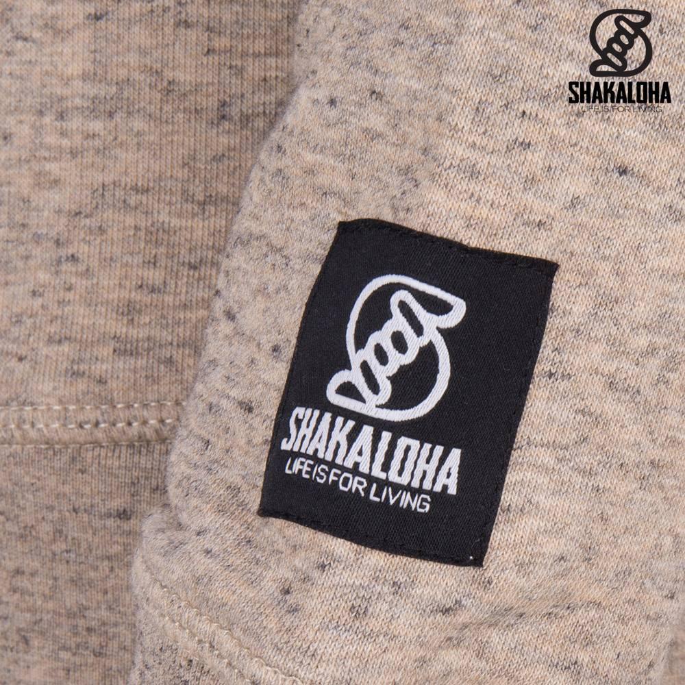 Shakaloha Pull femme Tripper Clay - coton bio avec imprimé Shakaloha