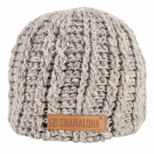 Shakaloha Birk Beanie Grey OneSize