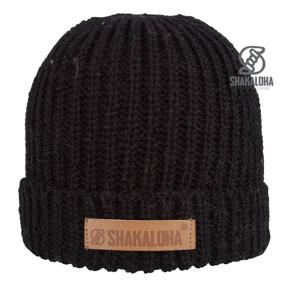 Shakaloha Croze Beanie Black OneSize